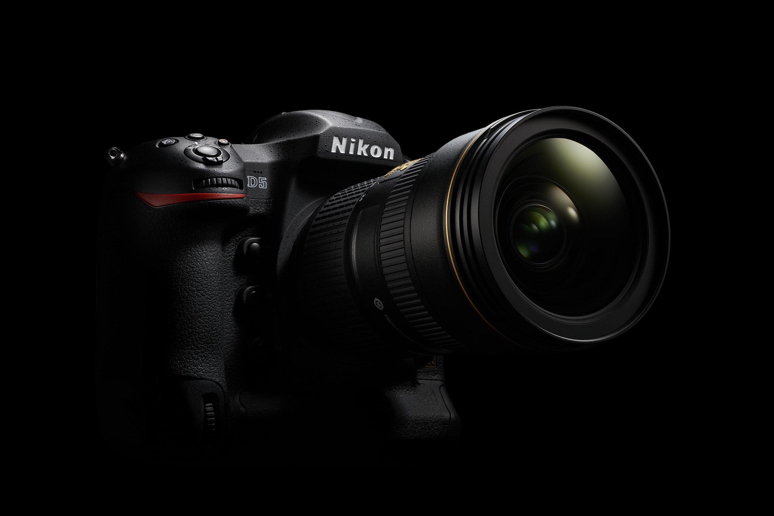 The King - Nikon's D5