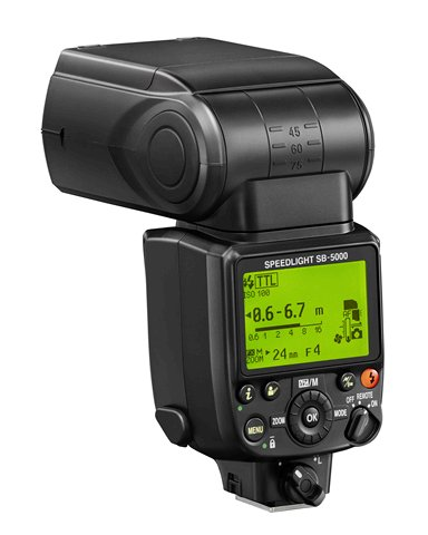 The SB-5000, the evolution of CLS to include radio control