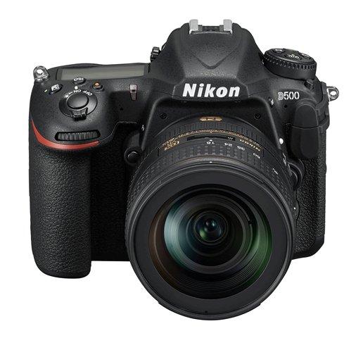 Nikon D500 w 16-80
