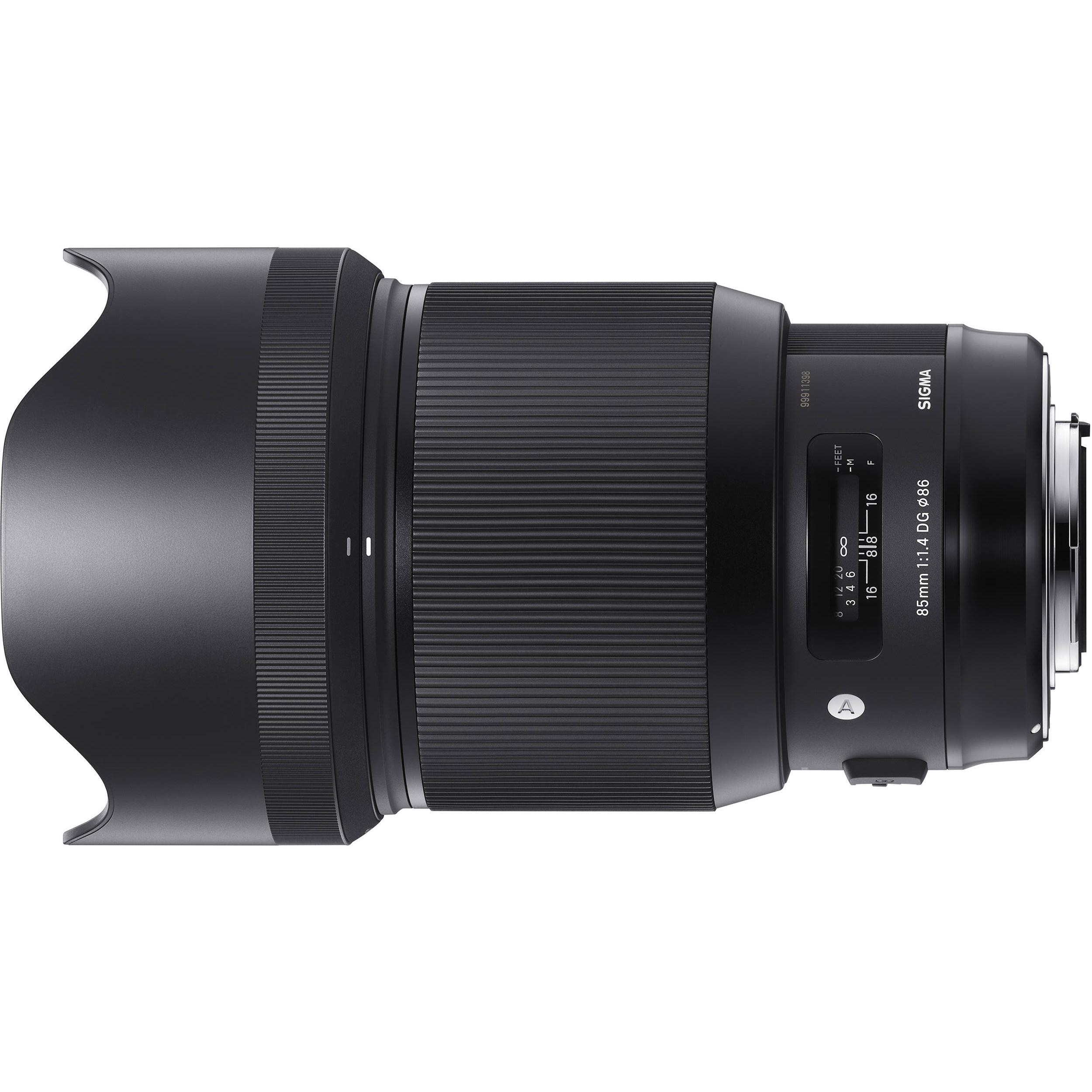 The Sigma ART 85mm f/1.4