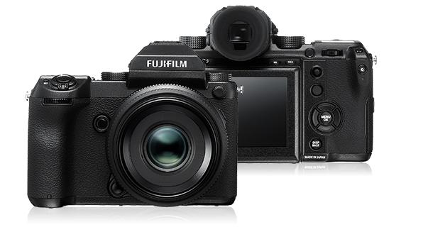 Fujifilm's very impressive GFX-50S
