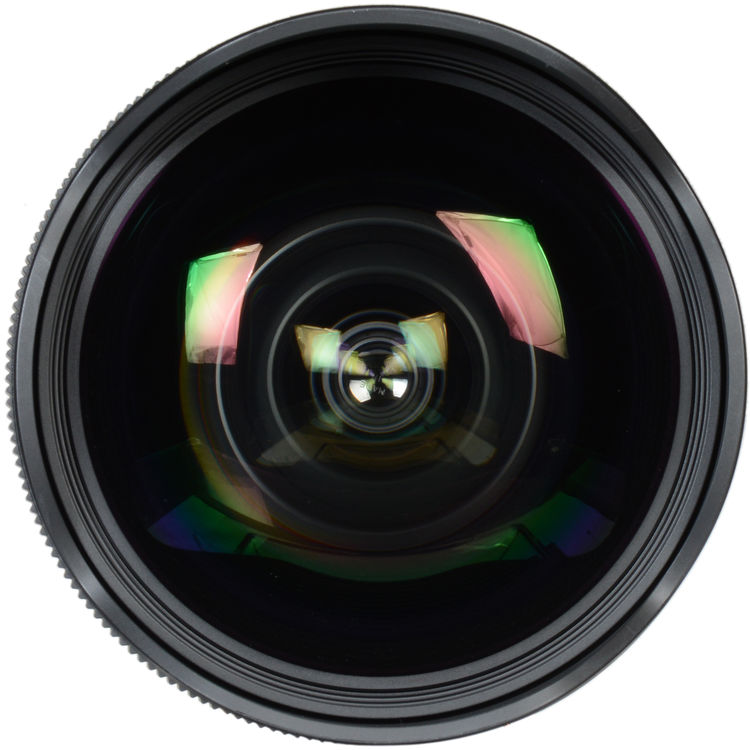 Looking down the barrel of the 14mm f/1.8