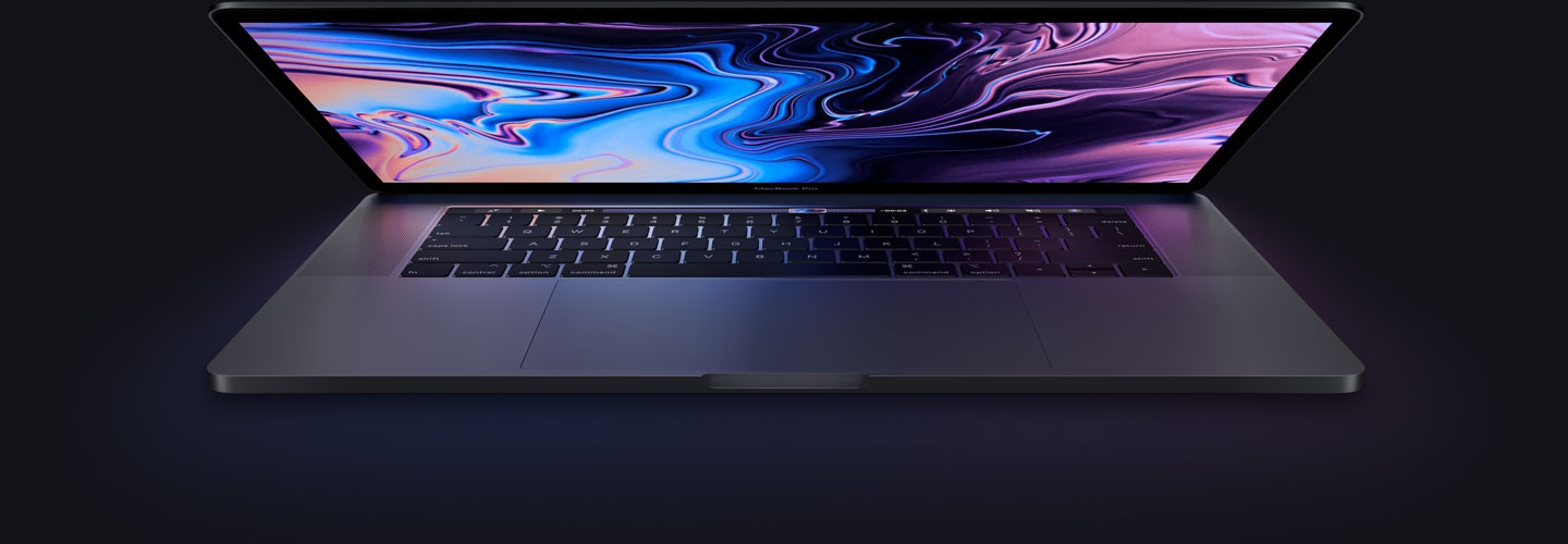 New is not so exciting. 2018 MacBook Pro