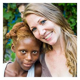 Joy Henderson  Co-Founder & Missionary, Board Member
