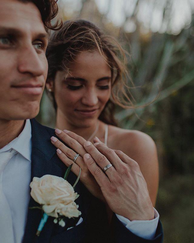 Here's to forever with you 💍 - - - - - #wedding#weddingrings#photooftheday#beautiful#capturinglove#australianweddingphotographer#beachwedding#intimatewedding#weddingmakeup#sunshinecoastphotographer#queenslandbrides