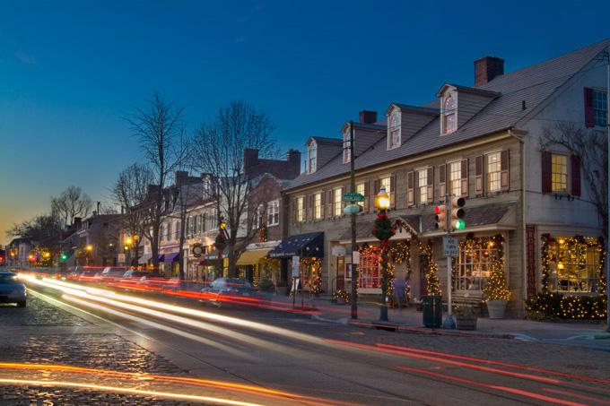 Chestnut Hill -  Germantown Ave