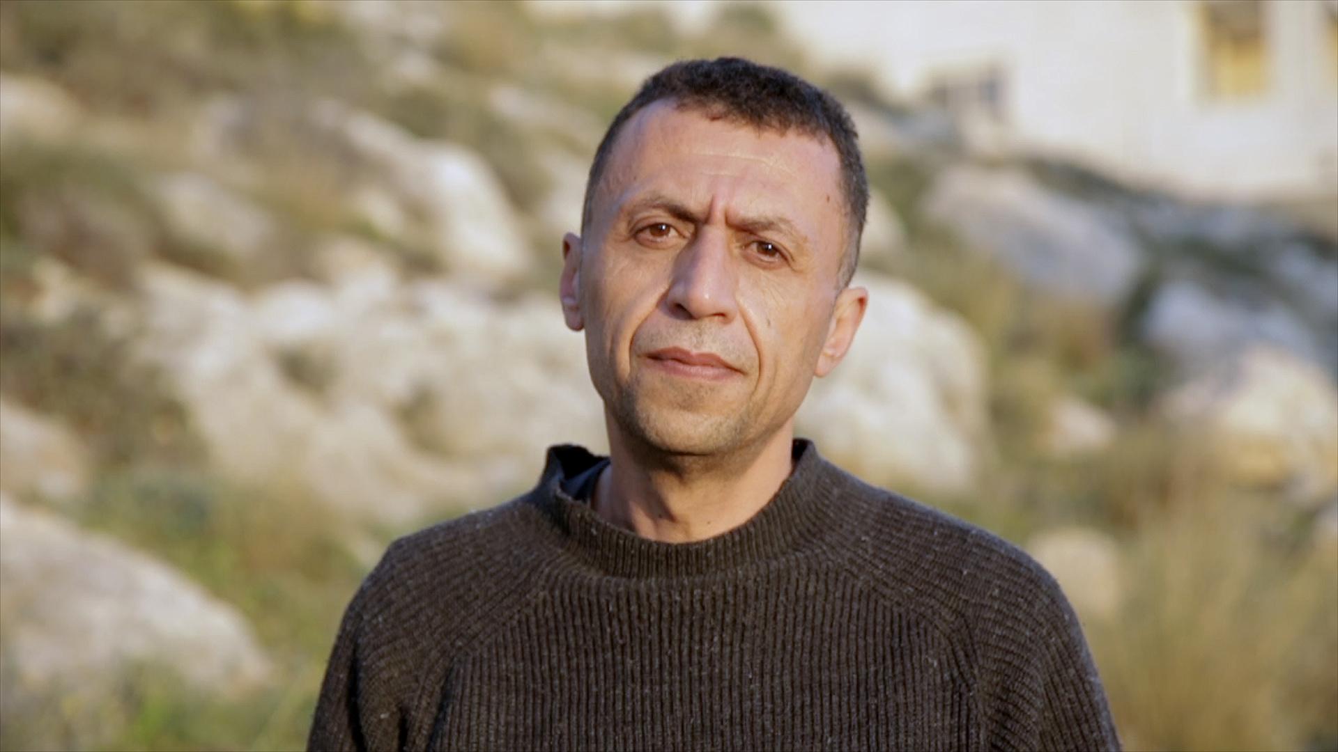 MAHMOUD SUBUH  Palestinian refugee, Project Manager Balata Refugee Camp
