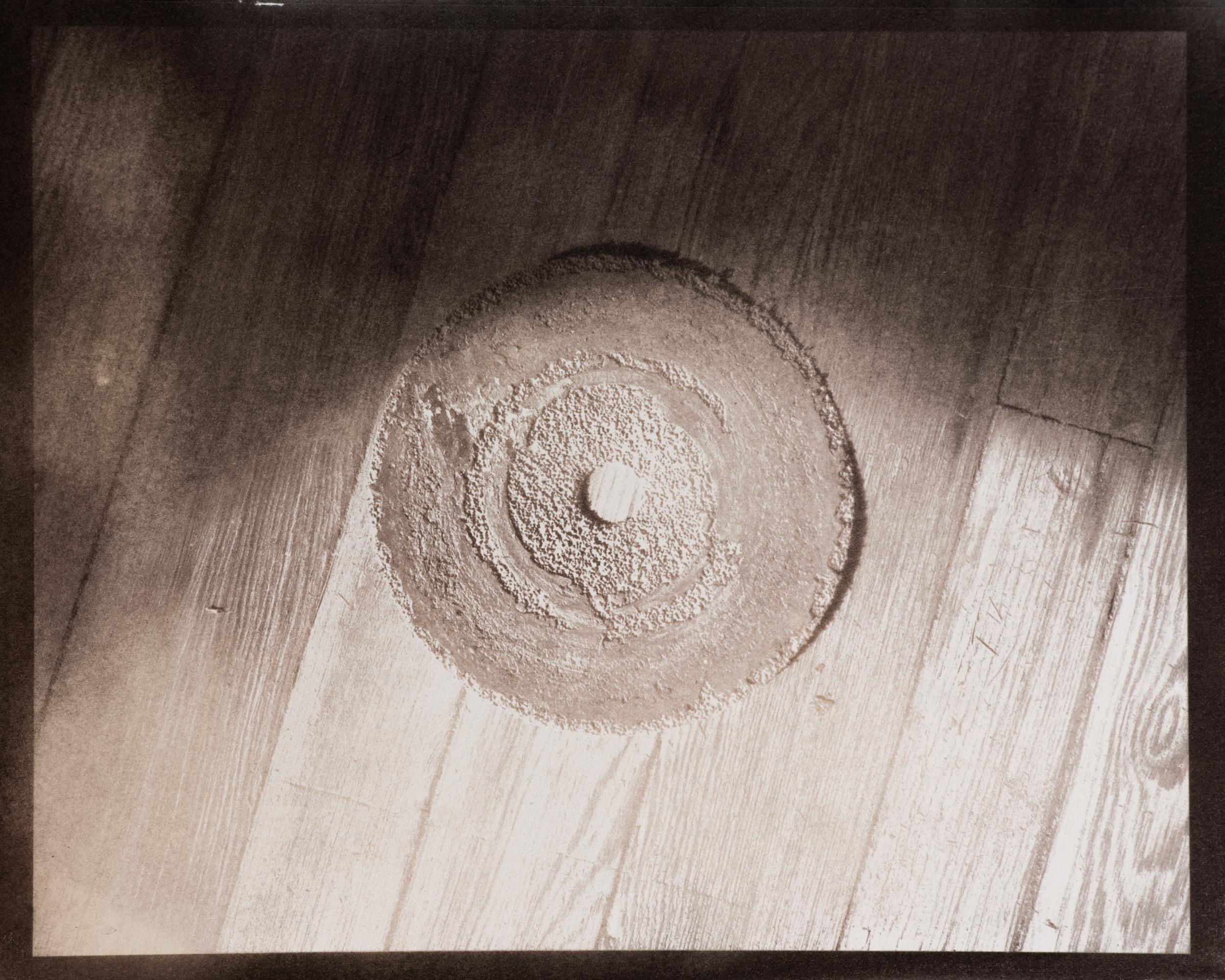 Circular Sandpaper