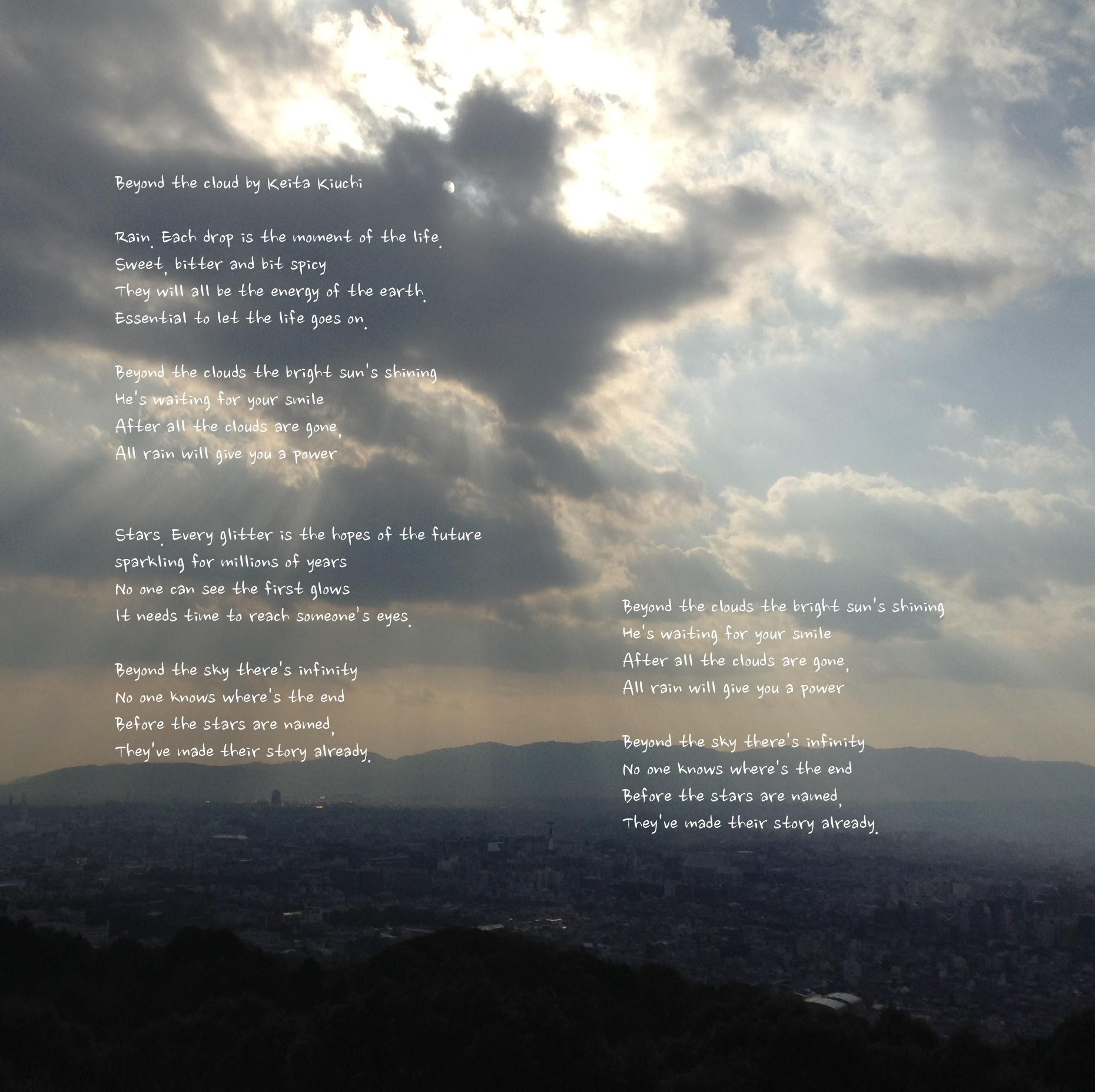 Beyond the clouds.lyrics card.JPG