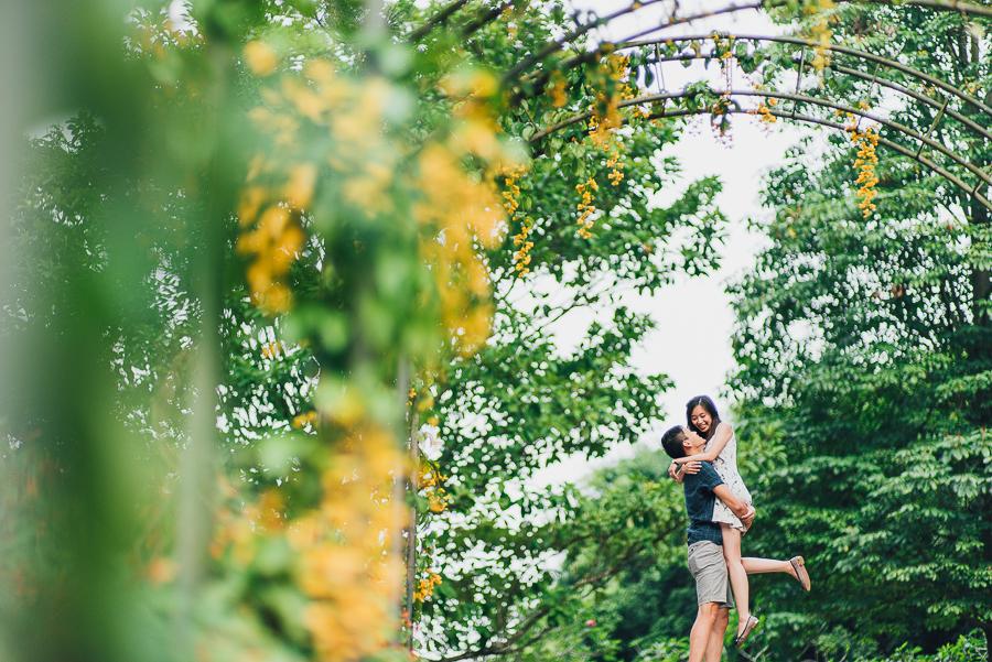 Singapore Wedding Photographer -- Fabian & Grace Couple Session in Singapore Botanic Gardens (10 of 15).jpg