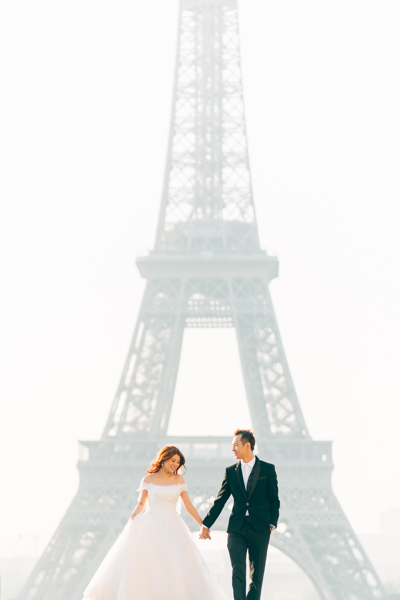 Pre Wedding Photoshoot in Paris 2