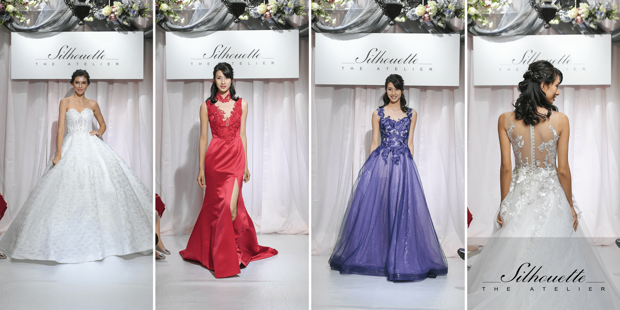 Silhouette The Atelier Gowns