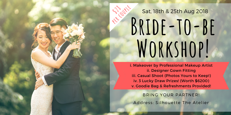 Bride to be Workshop CCP