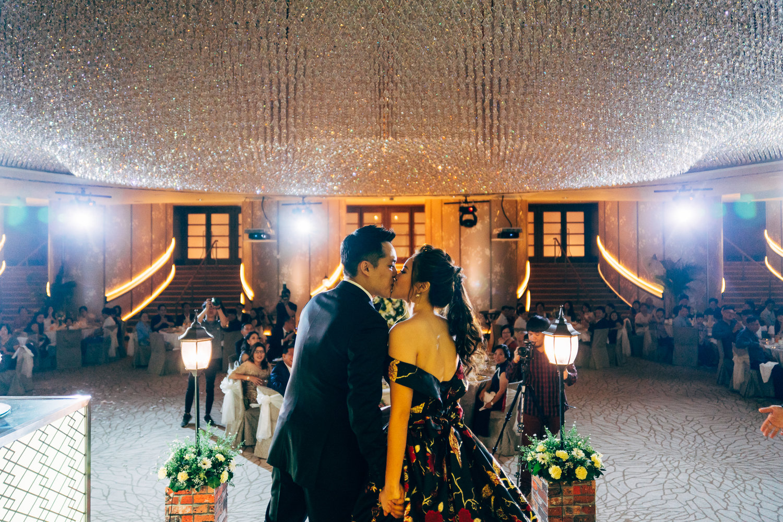 Wedding photography Fullerton Hotel