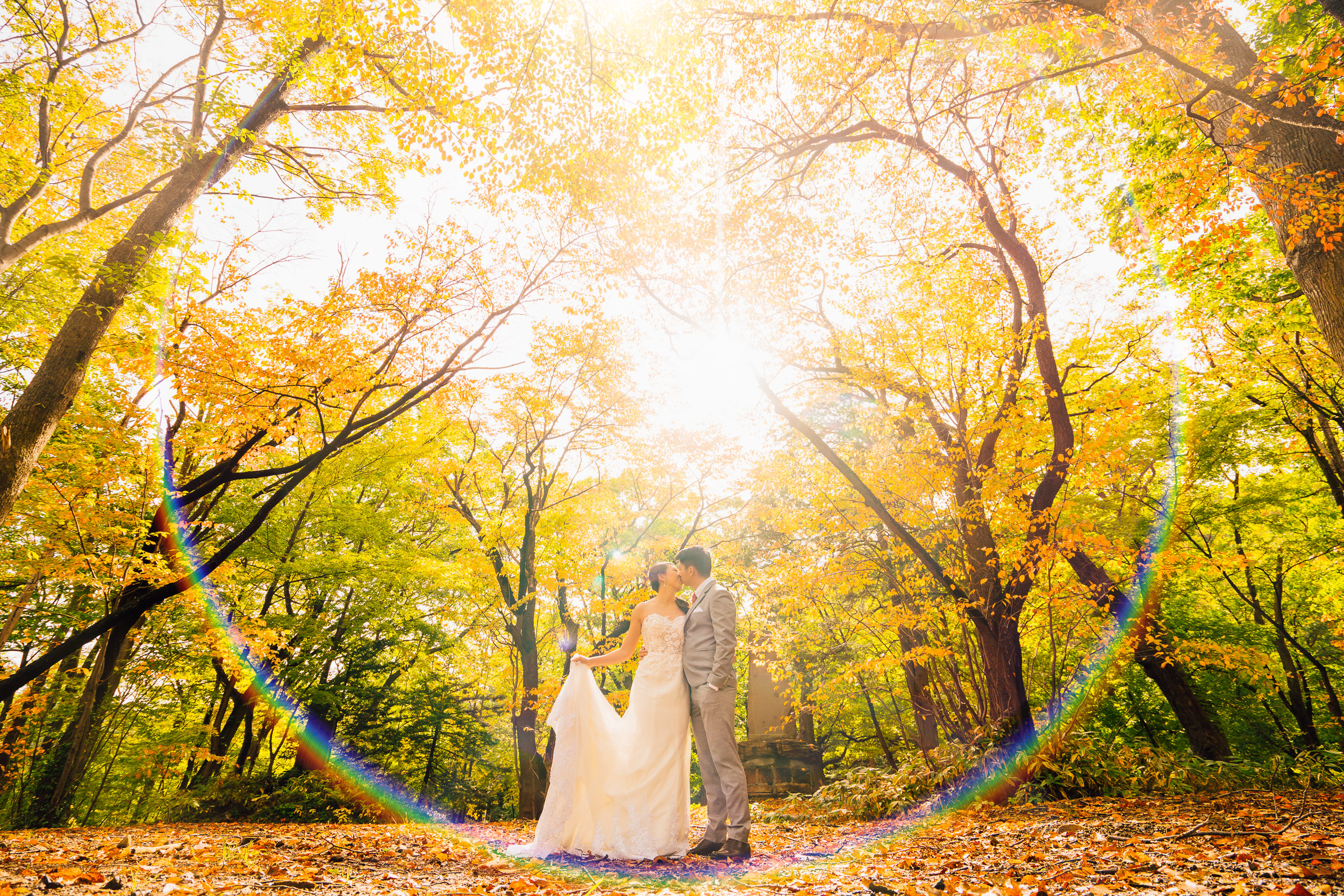 JP & Constance Pre Wedding Photography In Hokkaido