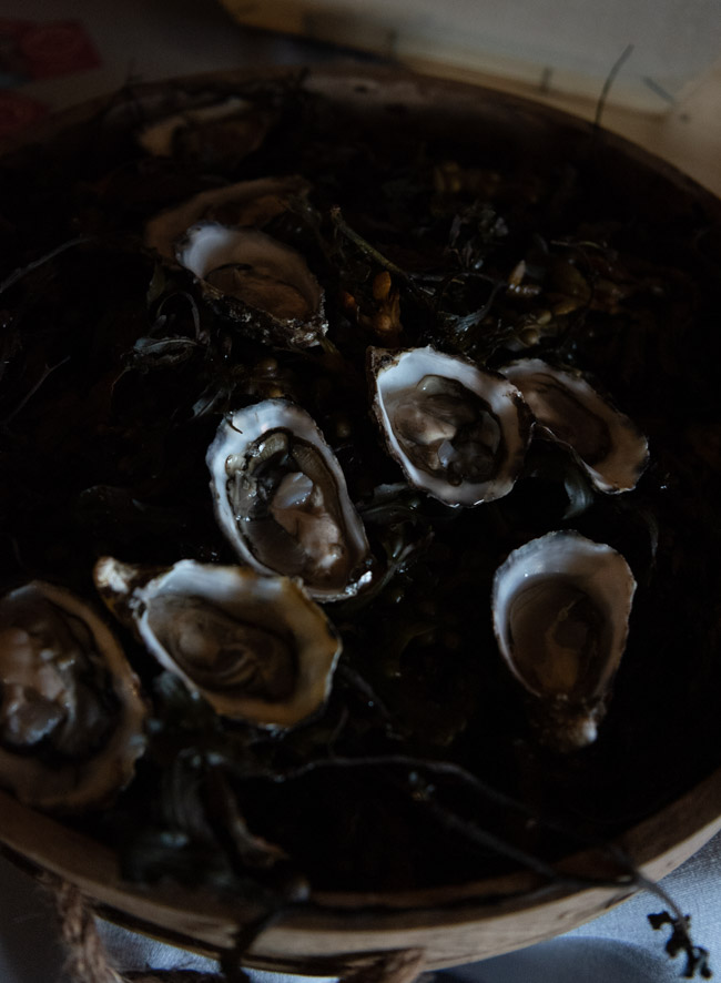 Flaggy Shore Oysters, Co. Clare
