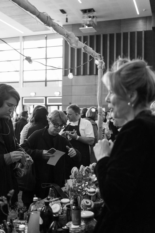 Artisan Village, Food on the Edge symposium