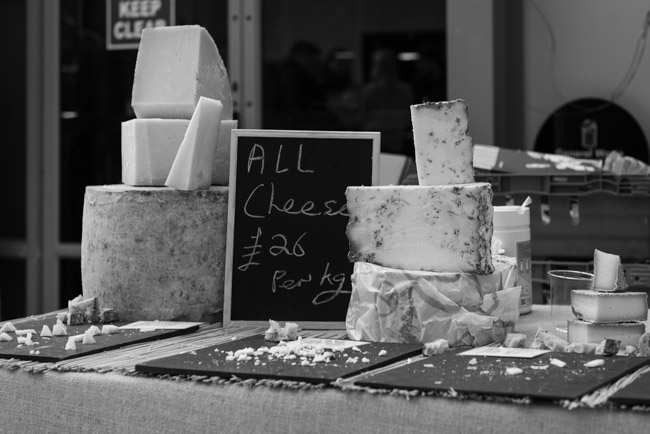 Irish Raw Milk Cheese Presidium, Food on the Edge symposium