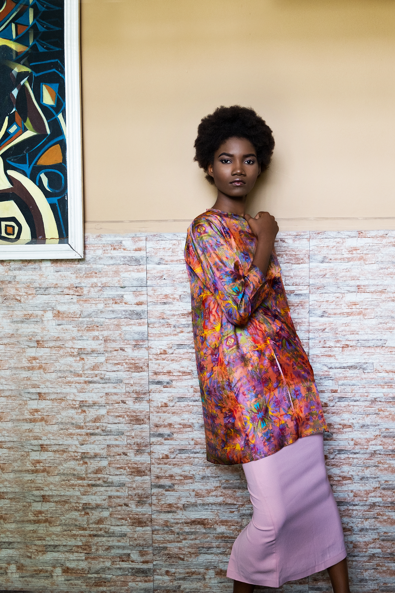 Top Tiffany Amber; skirt I Lare at Temple Muse