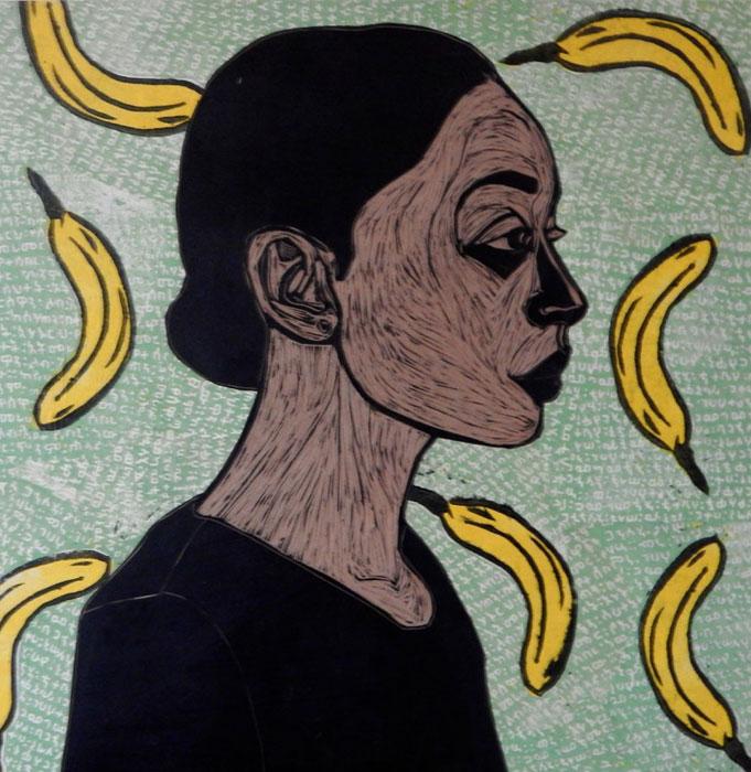 Ephrem Solomon, Untitled, 2016, Circle Art Gallery