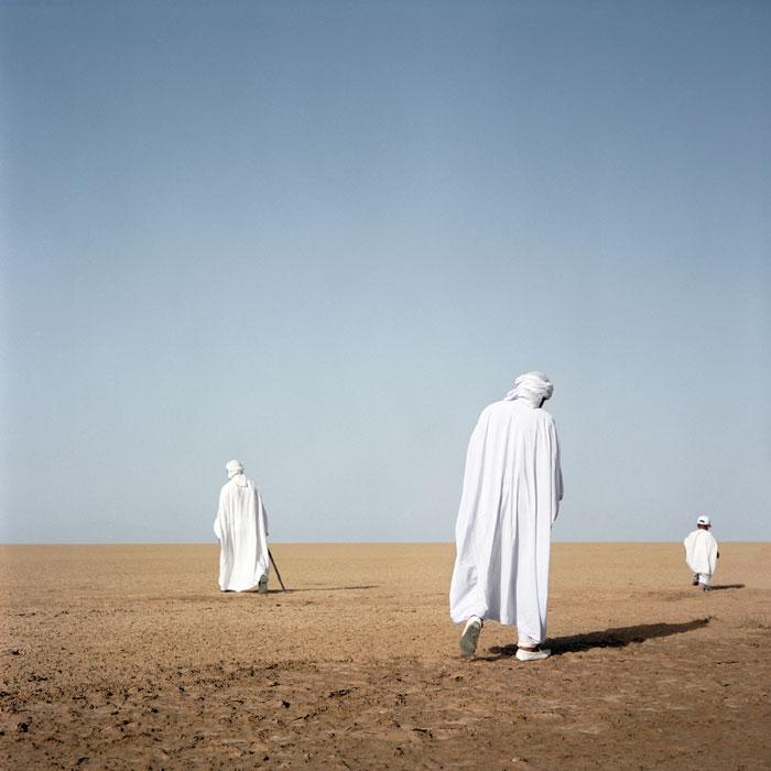 Farida Hamak, On The Traces, 2013, Regard Sud