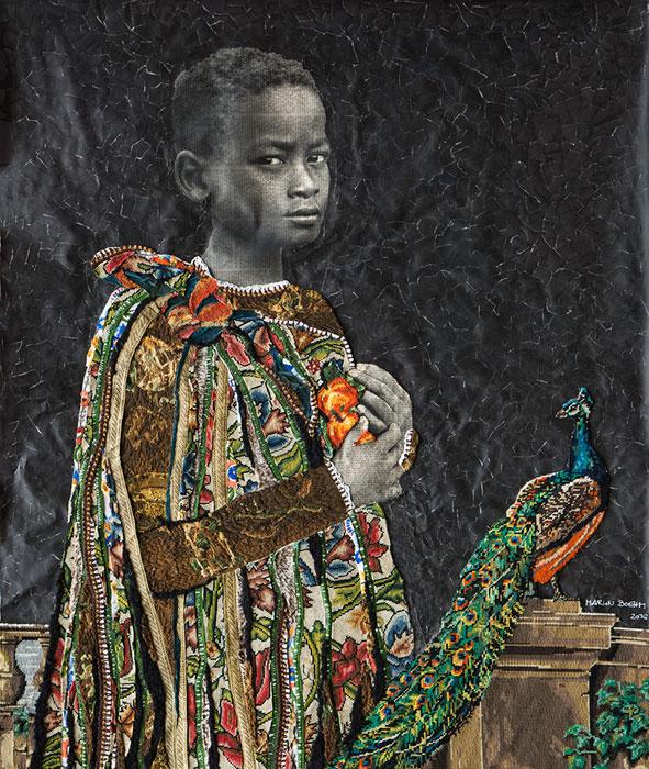 Marion Boehm, Peacock Boy, ARTCO