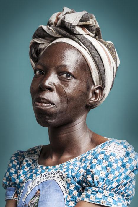 Joana Choumali, Hââbré, The Last Generation, 2013-14, Mrs Matine, 50 Goldborne
