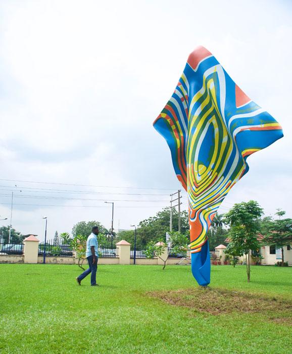 3 of 3 - Wind Sculture VI, photography Mujib Waziri