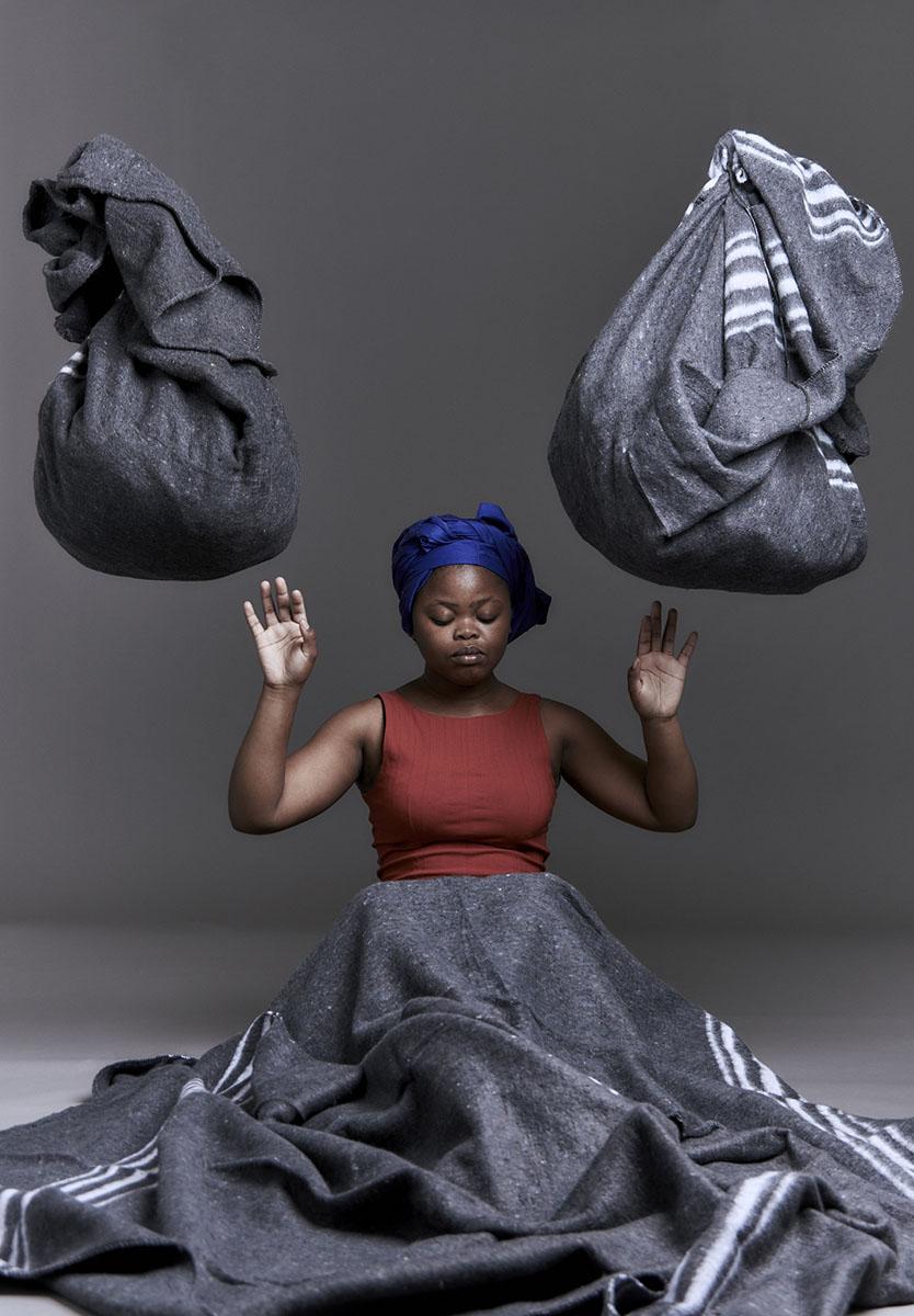 Nobukho Nqaba, Undibizela kuwe II (Conjure), 2016