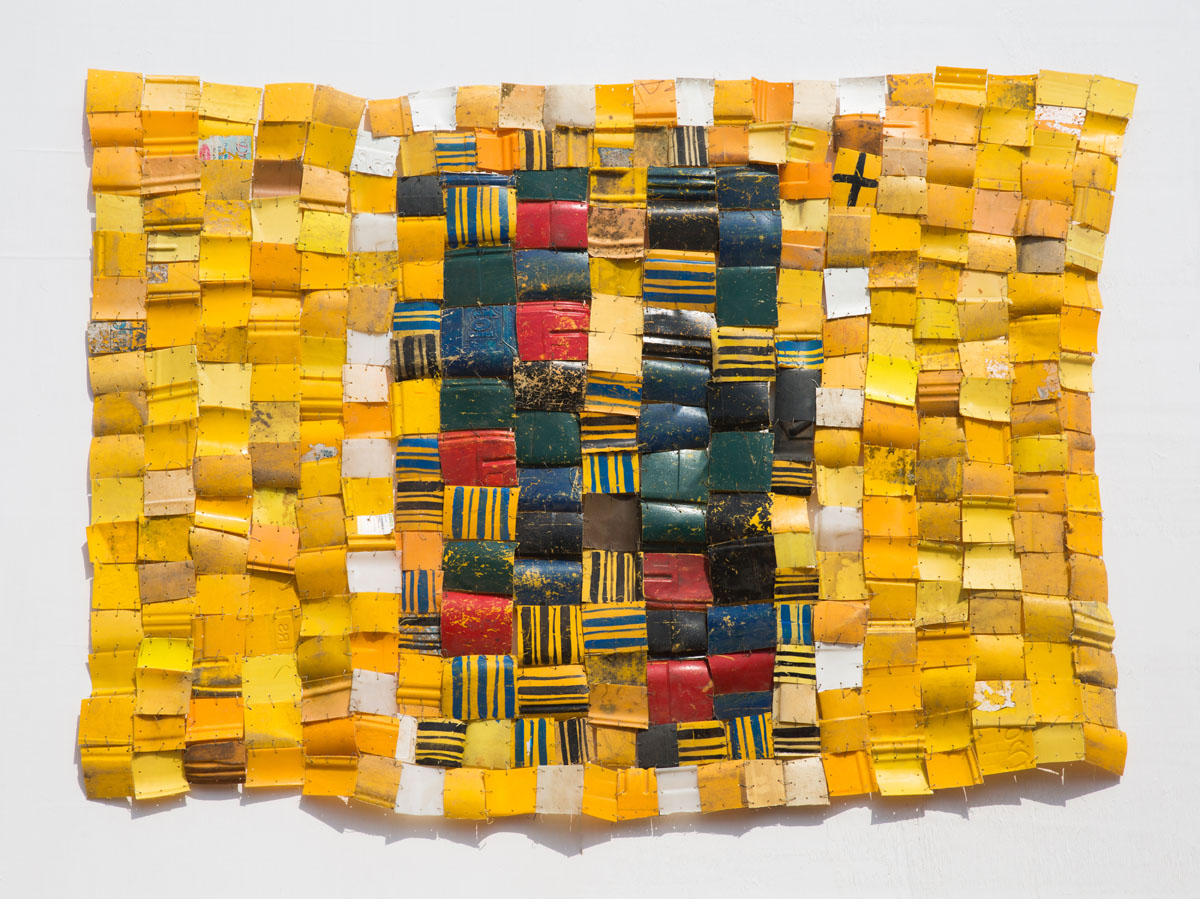 Serge Attukwei Clottey, Gallery 1957