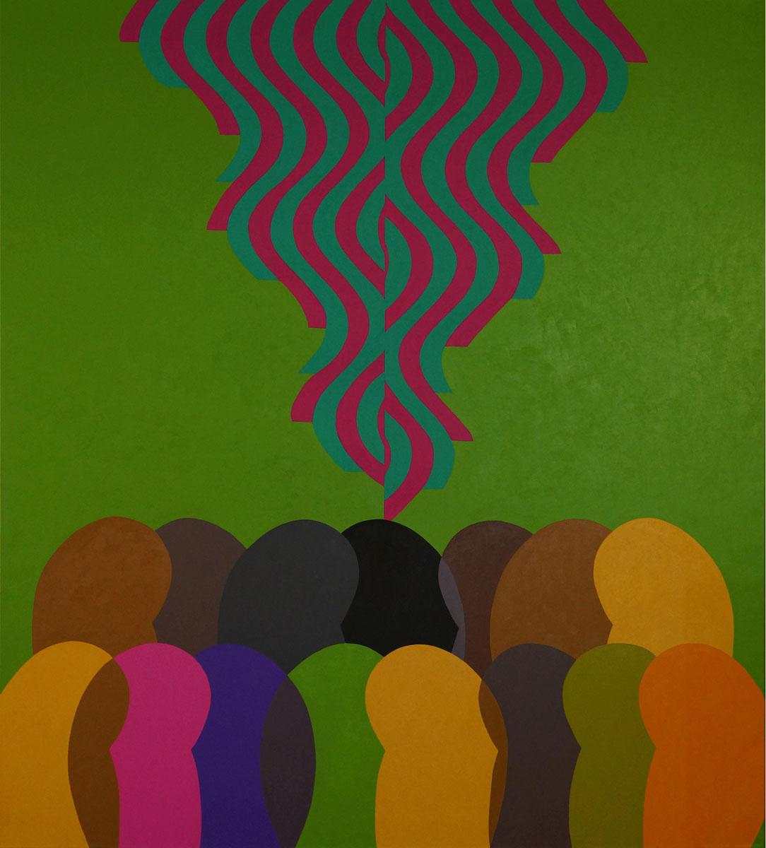 Mohamed Meleh,Taymour Grahne Gallery