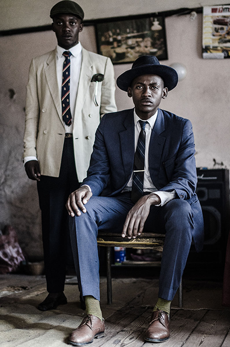 Harness Hamese,Batana Mthembu and David Maledimo -We Are Born Kings, 2014
