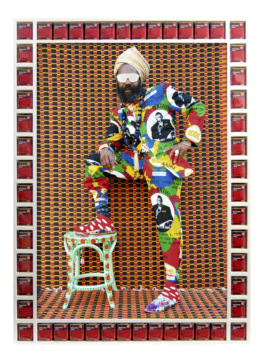 Hassan Hajjaj, Blaize, 2015 © Hassan Hajjaj, Courtesy Taymour Grahne Gallery, New York, U.S.A.