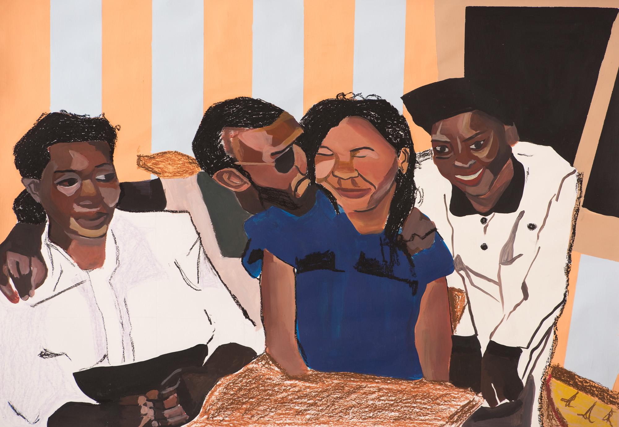 Joy Labinjo, Untitled, 2018