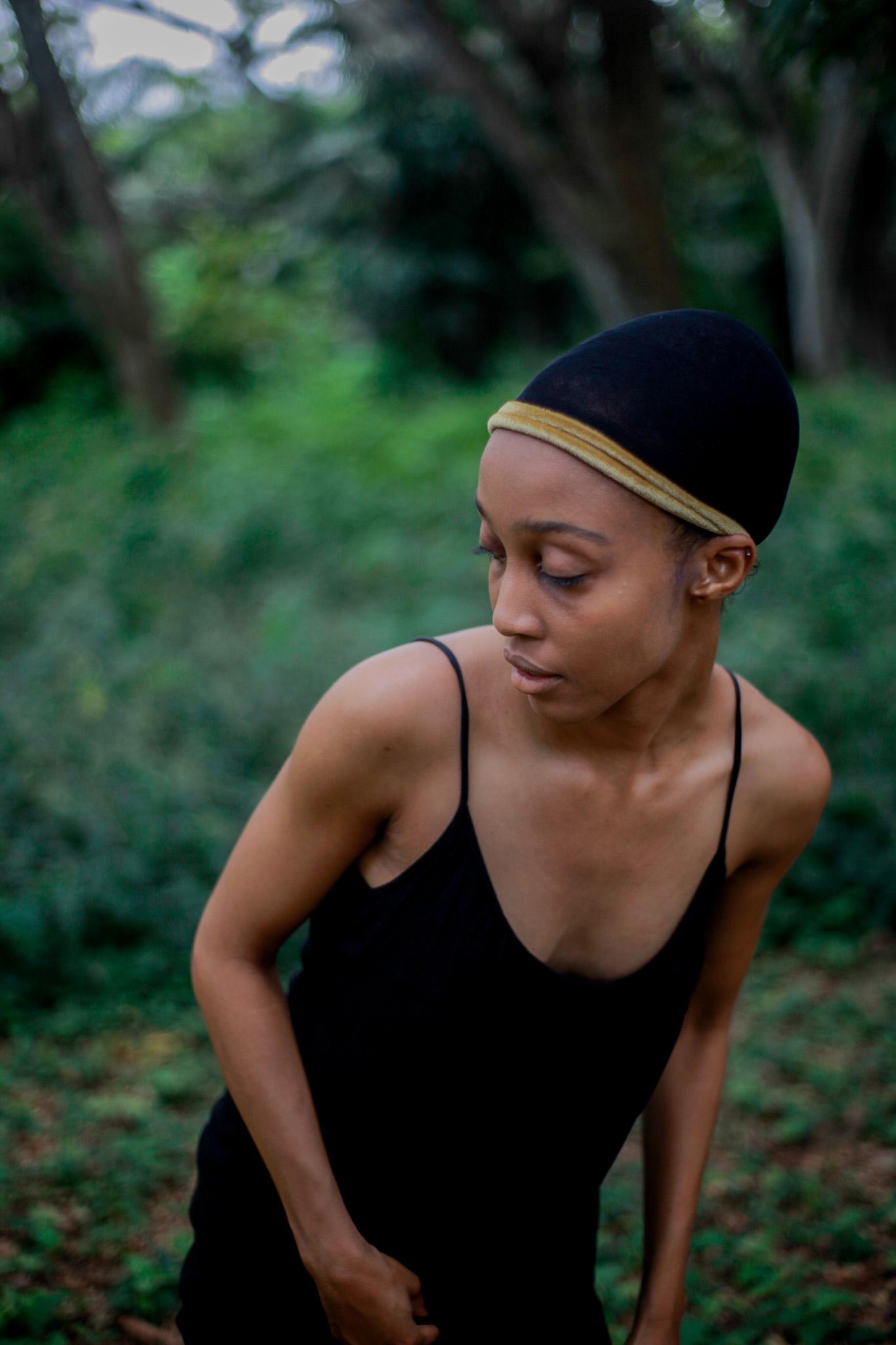 Elisabeth Efua Sutherland. Photo Sena Asante, courtesy of the artist