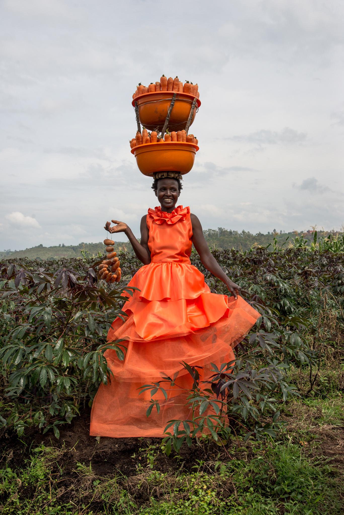 Rwanda Cedric Mizero photo © Chris Schwagga 1