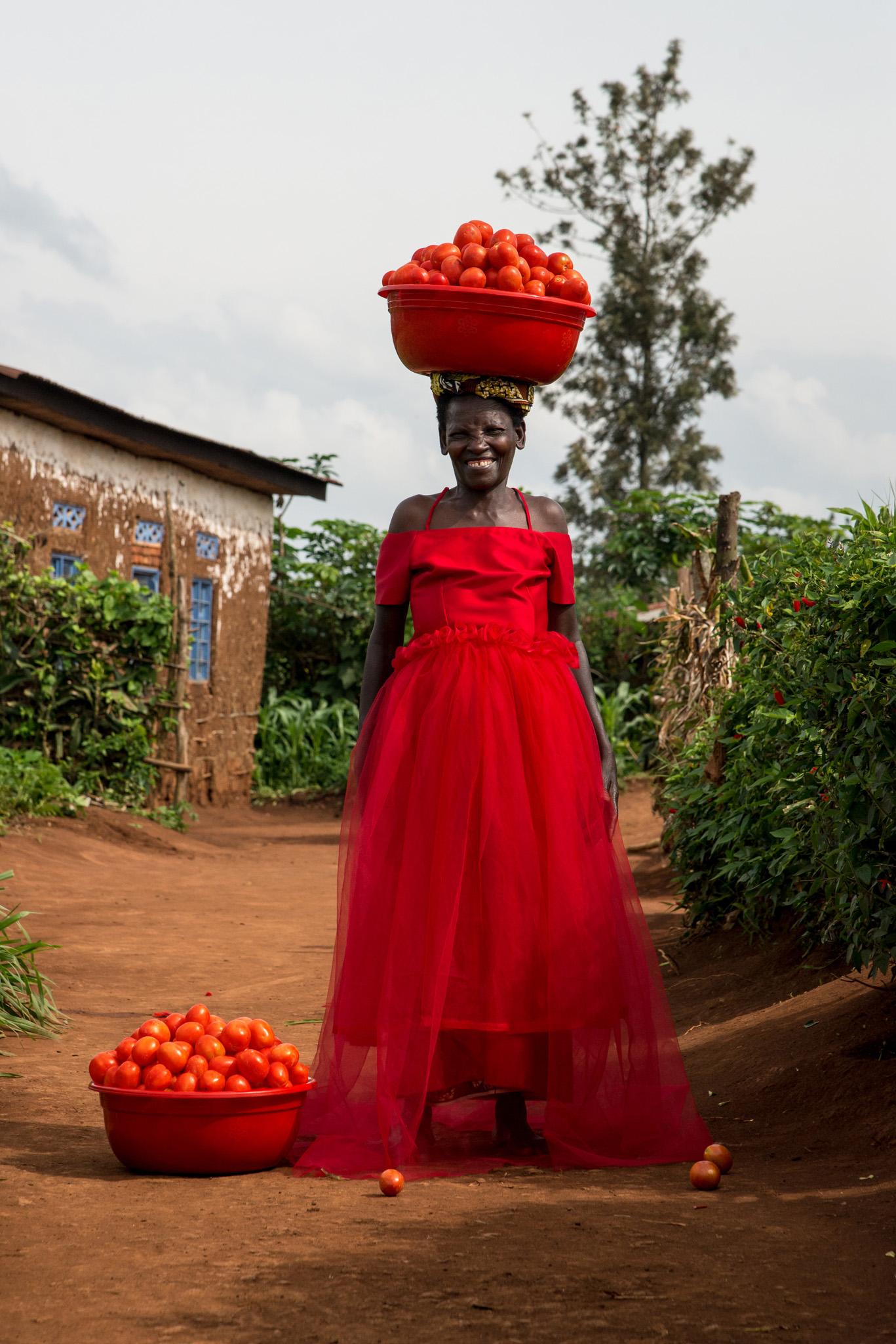 Rwanda Cedric Mizero photo © Chris Schwagga