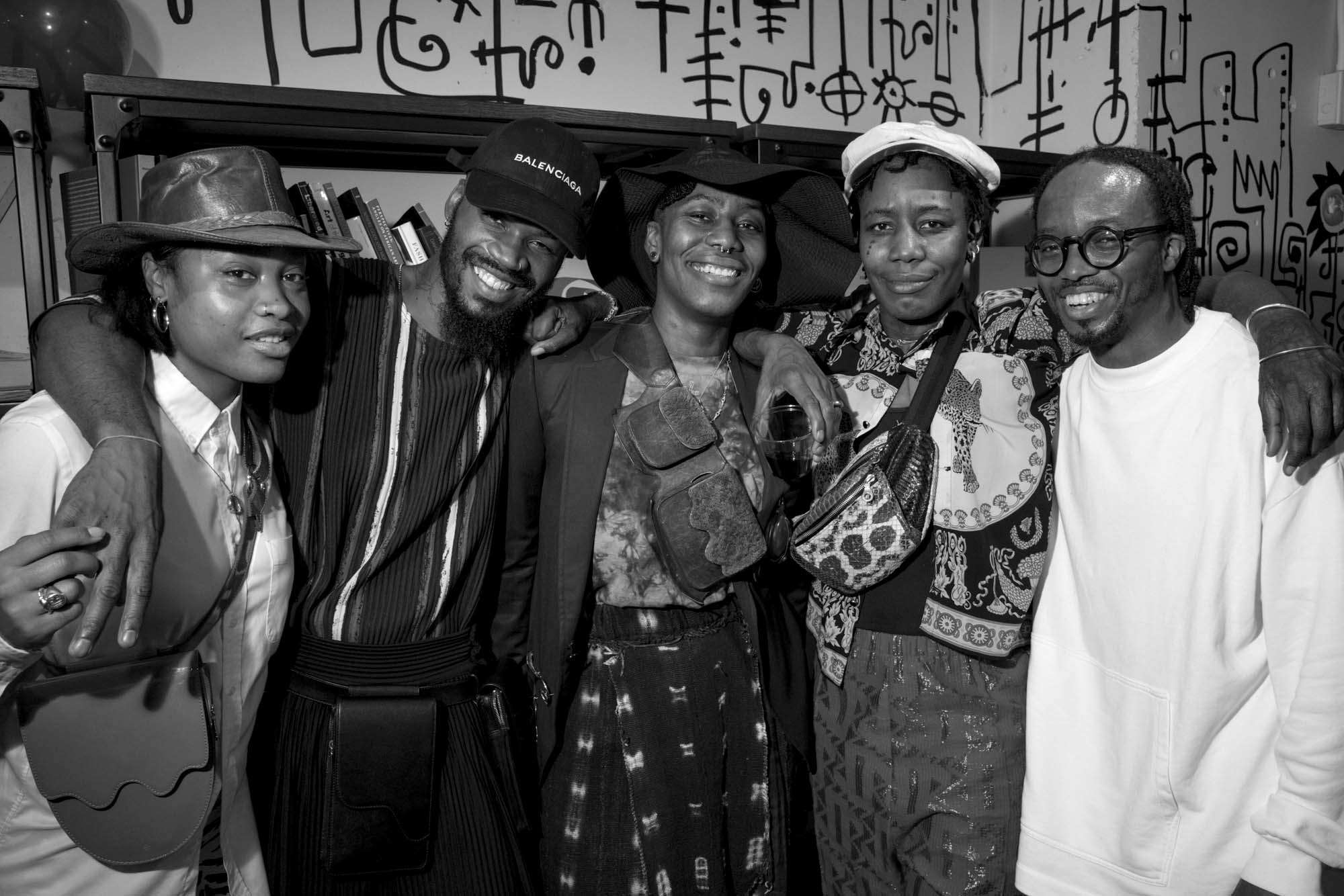3 of 4 - Soull, Ogun and Ekene Ijeoma