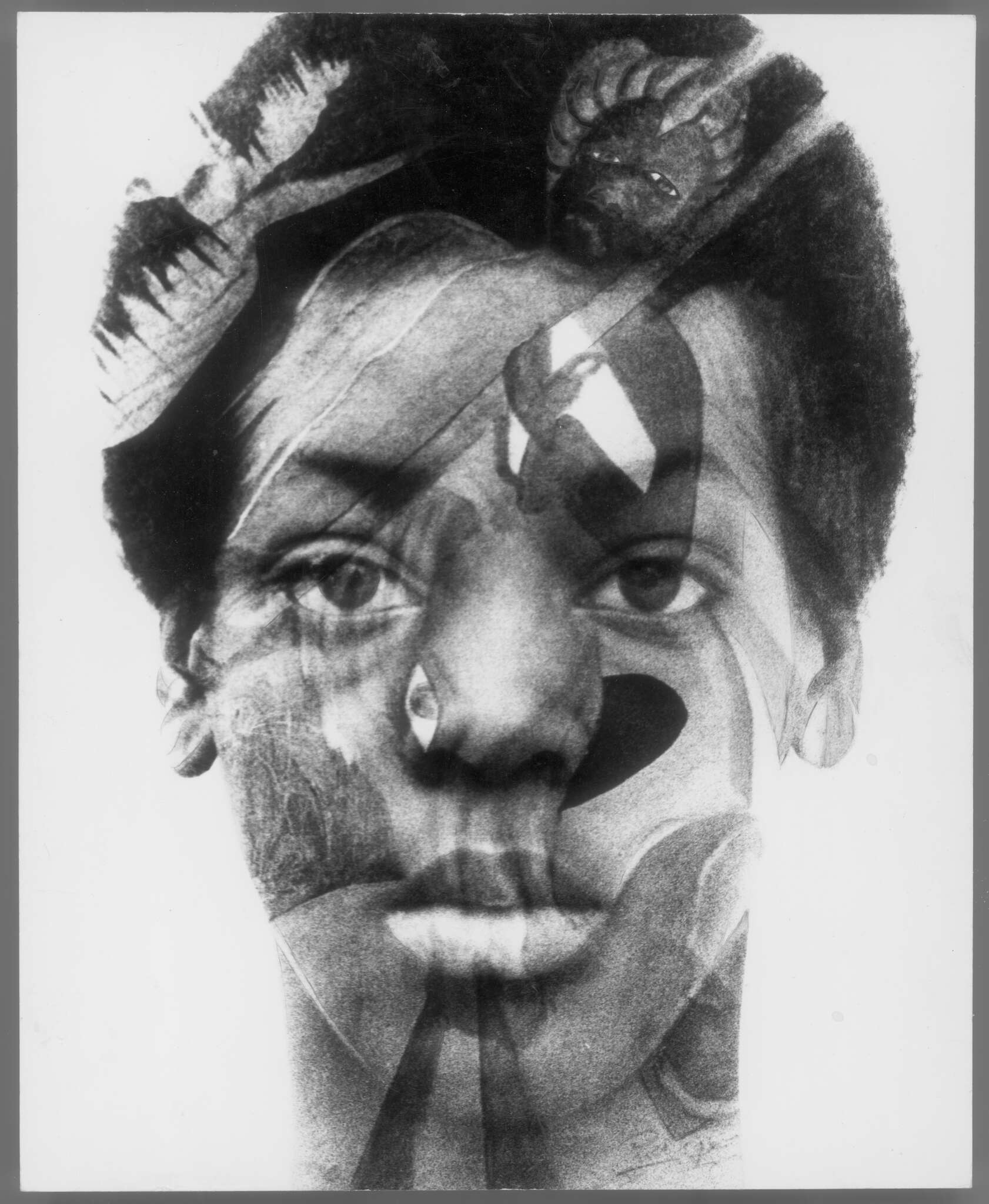 Horace Ové, 'Psychedelic Sister', 1968. Copyright of the artist