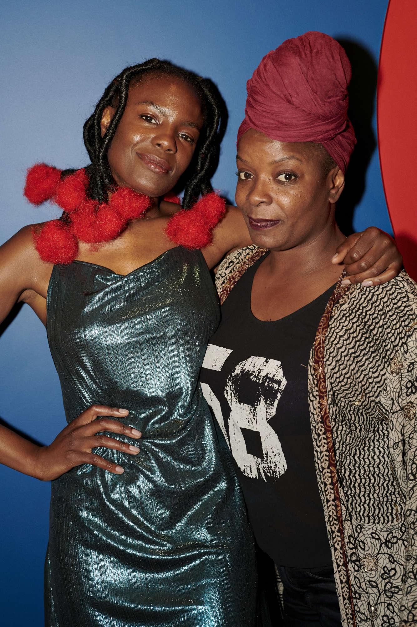 Shingai Shoniwa and Taponeswa Mavunga