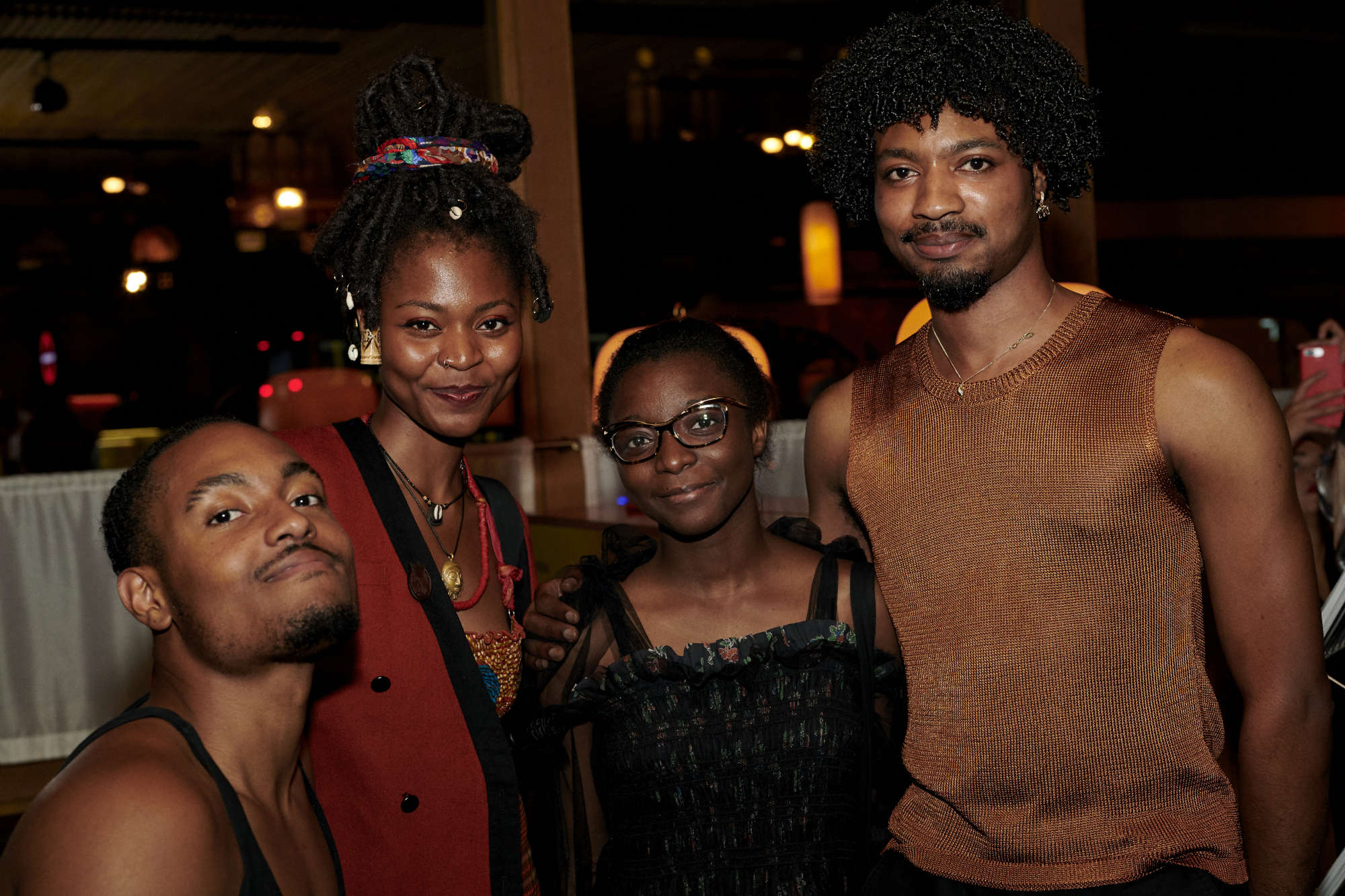 Jonathan Johnson and friends