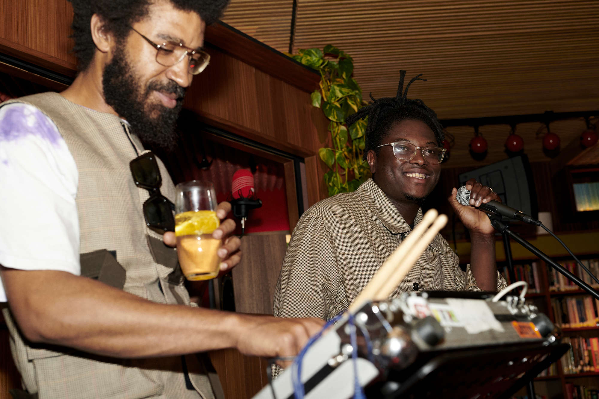 Kwake Bass and Julianknxx