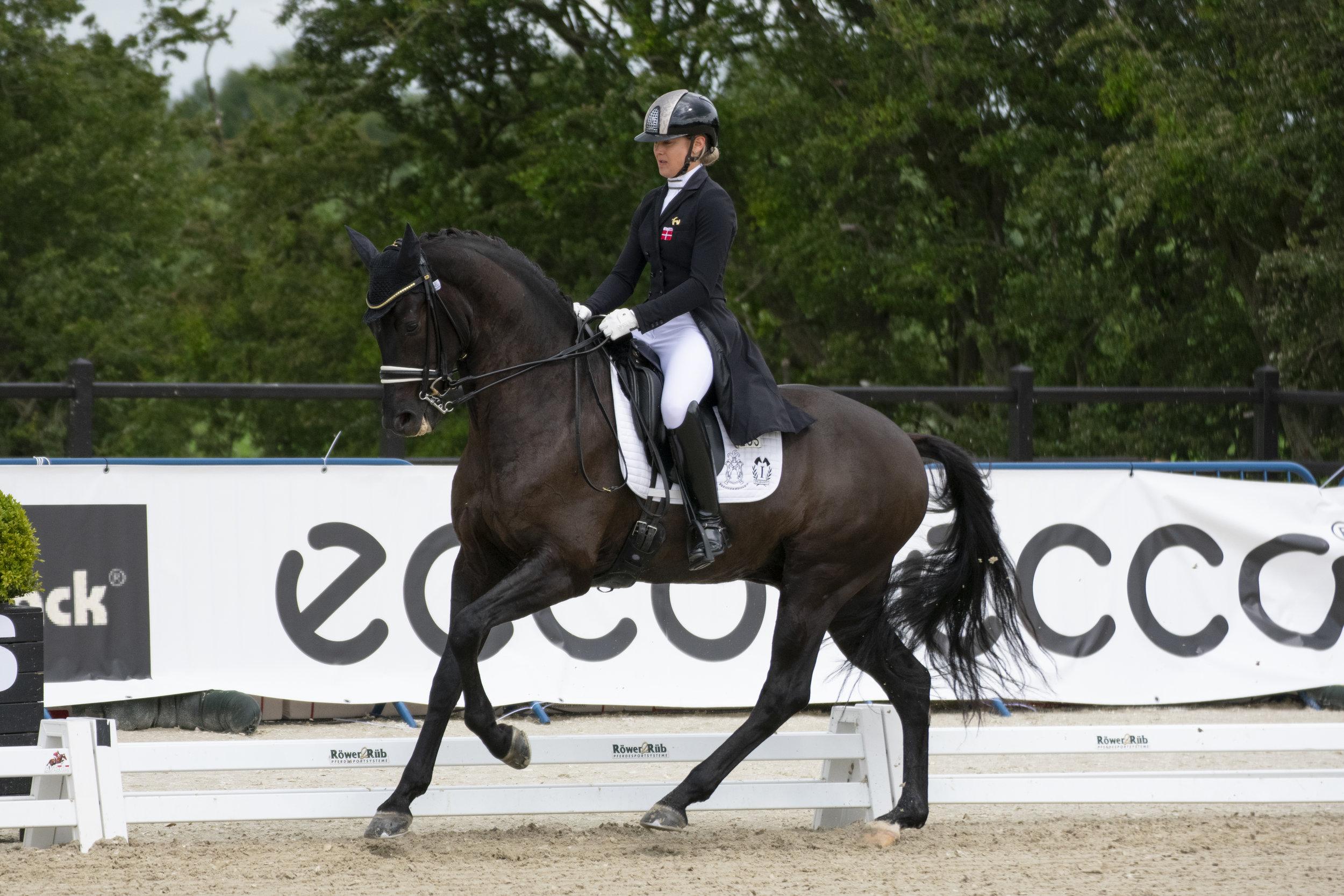 UNO Don Olympic with Anna Zibrandtsen - photo credit: Mia Bach