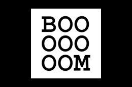 MEDIA PARTNER// BOOOOOOOM