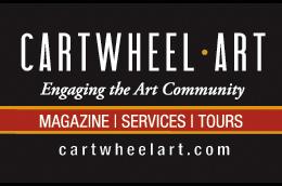 MEDIA PARTNER // CARTWHEEL ART