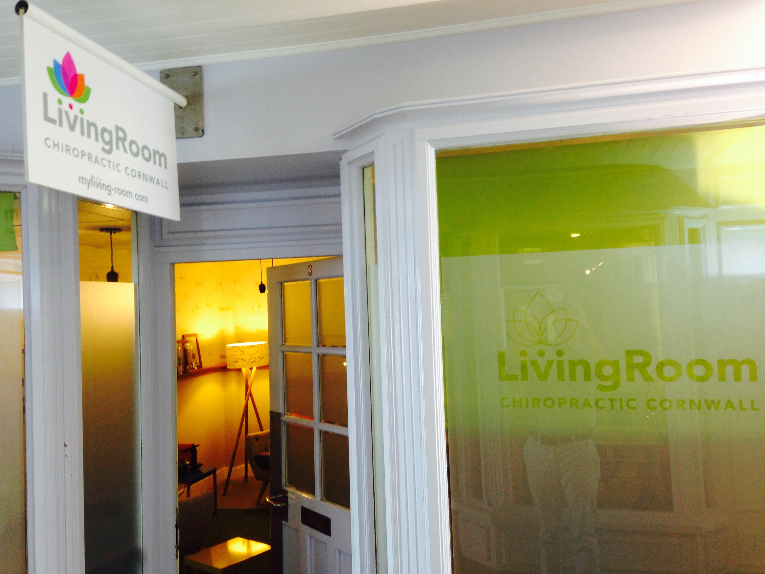LivingRoom Open for Adjustments