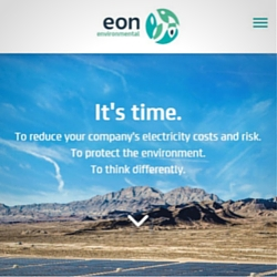 Click to see the website content we developed for Eon Environmental's interim website.