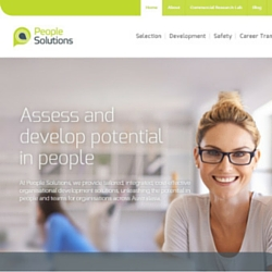 Click to check out the People Solutions website and our web content.
