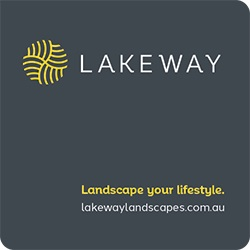 Lakeway's new logo and look (from Tandem Studio), with the new tagline we developed.