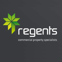 Regents. A commercial real estate agency in Perth. This was a  Luminosity  project.